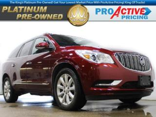 Used 2017 Buick Enclave Premium | AWD | 3.6L V6 | 7 Pass | Sunroof | Nav | for sale in Virden, MB