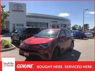 Used 2017 Toyota RAV4 FWD LE - BACKUP CAMERA - BLUETOOTH for sale in Stouffville, ON