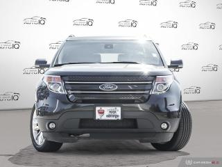 Used 2015 Ford Explorer LIMITED for sale in Barrie, ON