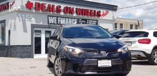 Used 2015 Toyota Corolla LE for sale in Oakville, ON