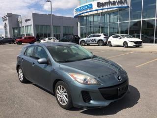 Used 2012 Mazda MAZDA3 GX AUTO  **B-LANE/WONT LAST LONG** for sale in Ottawa, ON
