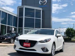 Used 2016 Mazda MAZDA3 GT for sale in Ottawa, ON