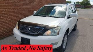 Used 2007 Lexus RX 350 ultra permium package.NAVI-DVD-CAMERA for sale in Oakville, ON