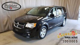 Used 2019 Dodge Grand Caravan Crew Plus Familiale par excellence for sale in Rouyn-Noranda, QC