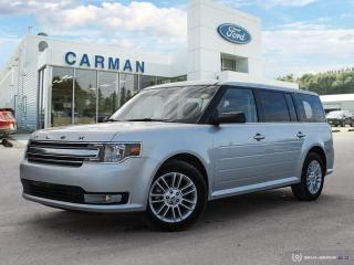 Used 2014 Ford Flex FLEX SEL for sale in Carman, MB