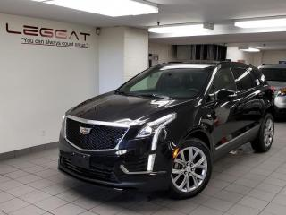 New 2020 Cadillac XT5 Sport - Sunroof - Power Liftgate for sale in Burlington, ON