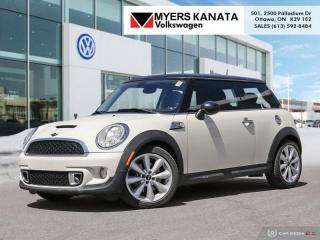 Used 2012 MINI Cooper Hardtop S  - Comfort Package for sale in Kanata, ON