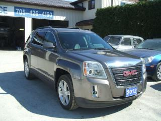 Used 2012 GMC Terrain SLT, AWD ,V6 for sale in Beaverton, ON