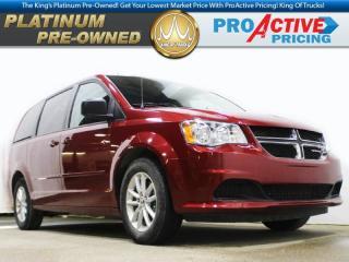 Used 2014 Dodge Grand Caravan SXT Plus | Stow N Go | V6 | 7 Pass | DVD | Uconnec for sale in Virden, MB