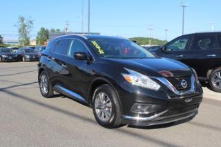 Used 2016 Nissan Murano SL AWD TOIT*GPS*CUIR-CAMÉRAS for sale in Lévis, QC