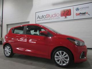 Used 2017 Chevrolet Spark LT **CVT**A/C**MAGS** for sale in Mirabel, QC