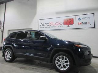 Used 2015 Jeep Cherokee 4x4**A/C**AUTOMATIQUE for sale in Mirabel, QC