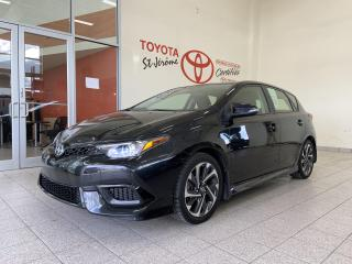Used 2016 Scion iM * MAGS * AIR * JAMAIS ACCIDENTÉ for sale in Mirabel, QC
