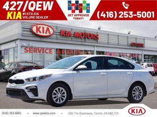 Used 2020 Kia Forte LX for sale in Etobicoke, ON