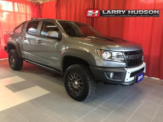 Used 2019 Chevrolet Colorado Z71 | Crew Cab | ZR2 | Bison Edition | Navigation | Remote Start for sale in Listowel, ON