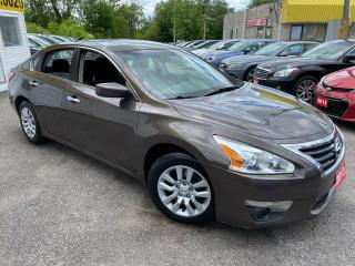 Used 2013 Nissan Altima 2.5 S/ AUTO/ BLUETOOTH/ PWR GROUP/ AUX  & MORE!! for sale in Scarborough, ON
