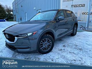 Used 2017 Mazda CX-5 GS BAS KILOMÉTRAGE! for sale in Rouyn-Noranda, QC