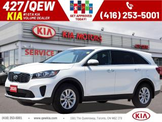Used 2020 Kia Sorento LX for sale in Etobicoke, ON