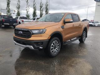 New 2020 Ford Ranger LARIAT for sale in Fort Saskatchewan, AB