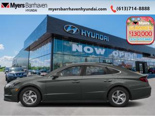 New 2020 Hyundai Sonata Preferred  -  Apple CarPlay - $166 B/W for sale in Nepean, ON
