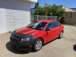 Used 2016 Chevrolet Cruze Limited 1LS for sale in Edmonton, AB