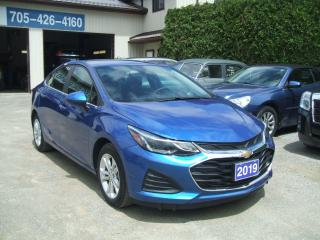 Used 2019 Chevrolet Cruze LT , ONLY 624km for sale in Beaverton, ON