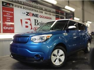 Used 2016 Kia Soul EV EVe for sale in Blainville, QC