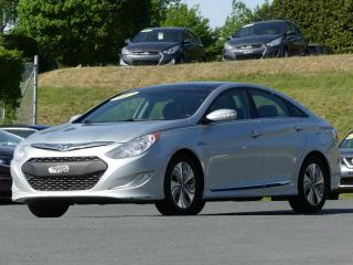 Used 2013 Hyundai Sonata Hybrid Berline 4 portes Limited for sale in St-Georges, QC