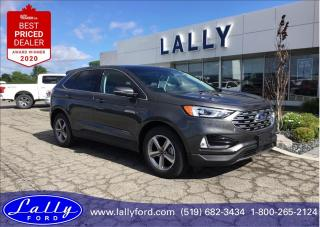New 2019 Ford Edge SEL for sale in Tilbury, ON