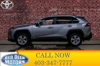 Used 2019 Toyota RAV4 AWD LE BCam for sale in Red Deer, AB
