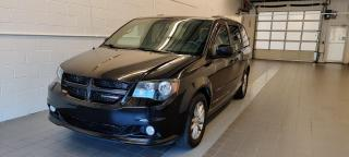 Used 2014 Dodge Grand Caravan R/T **TOUT ÉQUIPÉ** DVD/CUIR/STOWNGO for sale in St-Eustache, QC