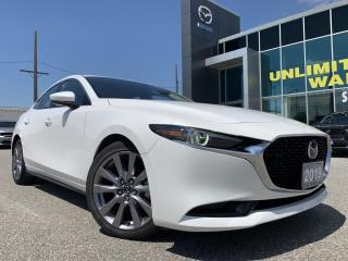 Used 2019 Mazda MAZDA3 GT Sedan with Premium Package for sale in Chatham, ON