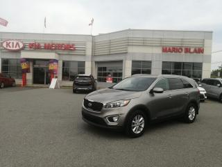 Used 2017 Kia Sorento AWD  LX V6 7-Seater CAMERA DE RECULE **SIÈGE ELEC for sale in Mcmasterville, QC