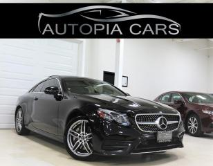 Used 2018 Mercedes-Benz E-Class E 400 4MATIC Coupe for sale in North York, ON