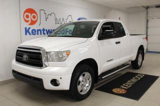 Used 2013 Toyota Tundra 3 MONTH DEFERRAL!! *oac | SR5 | Leather and Much More! | 4x4 for sale in Edmonton, AB