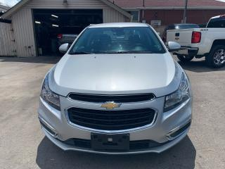 Used 2016 Chevrolet Cruze **LT**REARVIEW CAMERA** for sale in Hamilton, ON