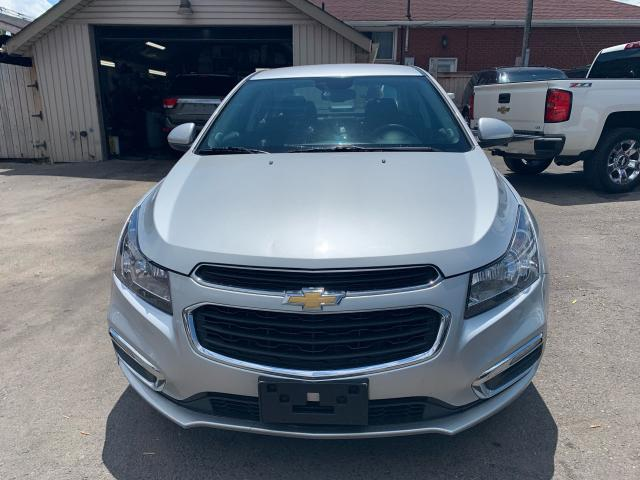 2016 Chevrolet Cruze **LT**REARVIEW CAMERA**