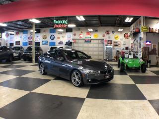 Used 2016 BMW 4 Series 428I X DRIVE GRAN COUPE SPORT   PREMIUM PKG AUT0 for sale in North York, ON