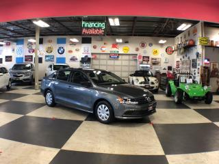 Used 2016 Volkswagen Jetta Sedan 2.0L TRENDLINE 5 SPEED BASIC BLUETOOTH CAMERA 58K for sale in North York, ON