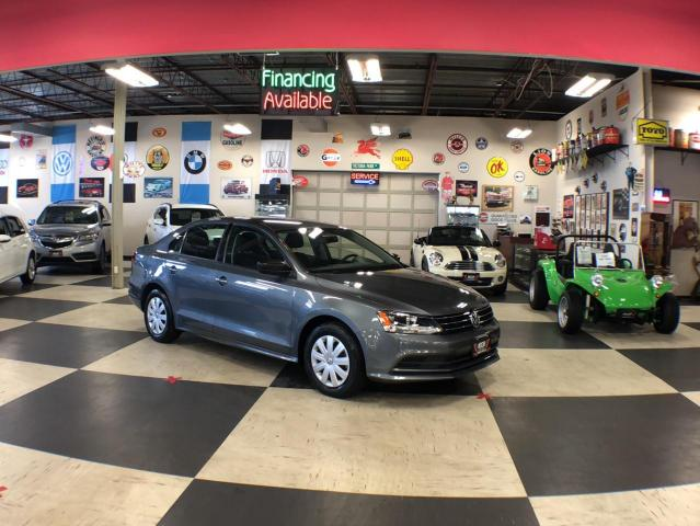 2016 Volkswagen Jetta Sedan 1.4 TSI TRENDLINE 5 SPEED BASIC BLUETOOTH CAMERA 58K