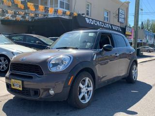 Used 2013 MINI Cooper Countryman AWD 4dr S ALL4 for sale in Scarborough, ON