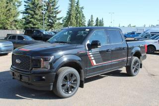 New 2020 Ford F-150 LARIAT 502A | 4X4 SuperCrew | 5.0L V8 Ecoboost | Special Edition Appearance Pkg | Heated Steering Wheel | Heated/Cooled Seats | Power Running Boards | Tech PKG | for sale in Edmonton, AB