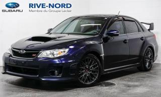 Used 2013 Subaru WRX STI Sport-Tech NAVI+TOIT.OUVRANT for sale in Boisbriand, QC