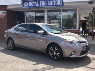 Used 2016 Toyota Corolla LEPlusEcoPremiumUpgradePkg, for sale in Toronto, ON
