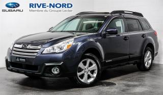 Used 2014 Subaru Outback Touring TOIT.OUVRANT+MAGS+SIEGES.CHAUFFANTS for sale in Boisbriand, QC