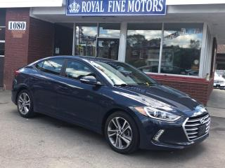 Used 2017 Hyundai Elantra 4dr Sdn Auto GLS for sale in Toronto, ON