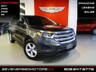 Used 2017 Ford Edge EDGE SE | BACKUP CAM | CERTIFIED | FINANCE @ 4.65% for sale in Oakville, ON