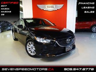 Used 2017 Mazda MAZDA6 GS | NAVI | ACCIDENT FREE | CERTIFIED | FINANCE @ 4.65% for sale in Oakville, ON