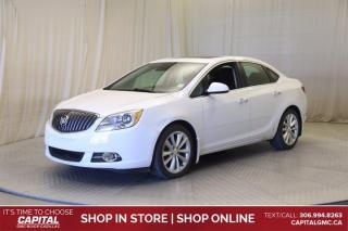 Used 2015 Buick Verano Leather Group*SUNROOF* for sale in Regina, SK