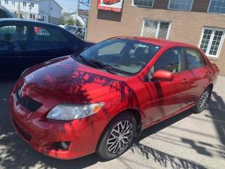 Used 2011 Toyota Corolla 4DR SDN for sale in Pointe-Aux-Trembles, QC